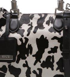 Tote Lorena Soft Cow Print