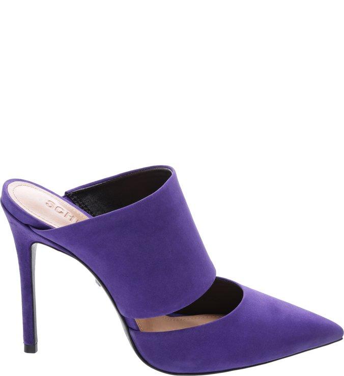 Quereda Nobuck Purple