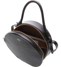 Crossbody Disco Bag Black