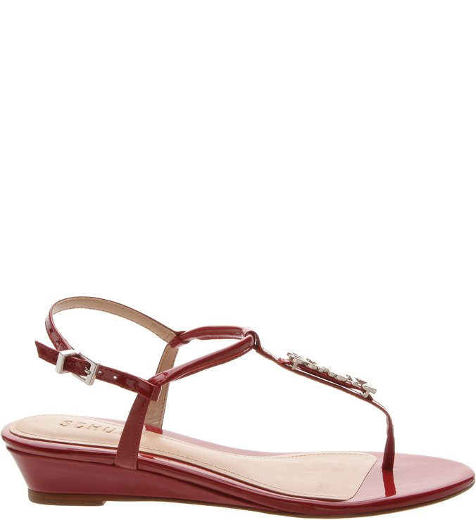 Sandália Delicate Red