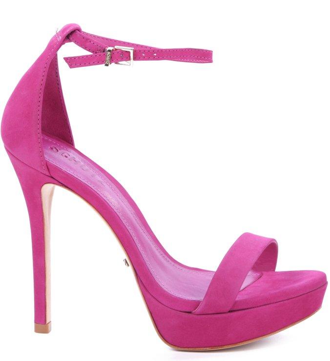 Sandália Gisele Meia Pata True Pink