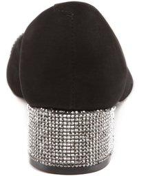 Sapatilha Glittery Black