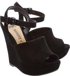 Sandália Plataforma  Black