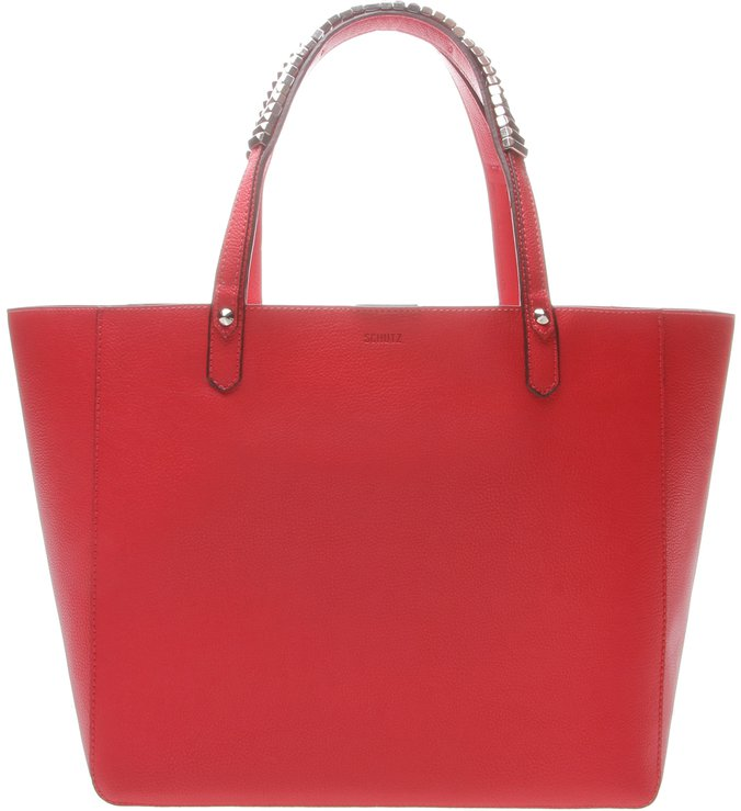 Tote Shopping Valentina Red