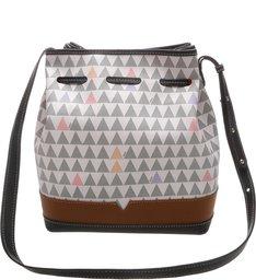 Bucket Bag Emili Triangle Pearl