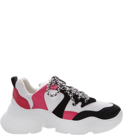 009caccc0 Chunky Sneaker S.95-18 Rose | Schutz