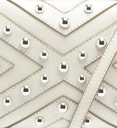 Crossbody Kate Pearls White