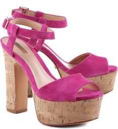 Sandália 70'S   Summer Pink