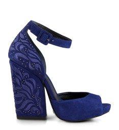 Sandália Golden Age Azul