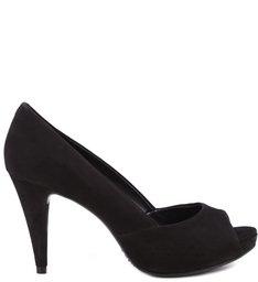 Peep Toe Classic Black