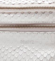Belt Bag Bright Snake White