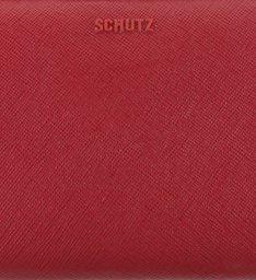 Carteira Ziper Red