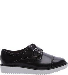 Oxford Flatform Fivela Black