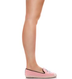 Espadrille Cruise Rose Tan