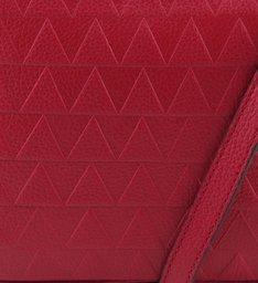 Crossbody Triangle Red