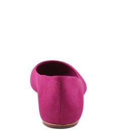 Sapatilha Bico Fino True Pink