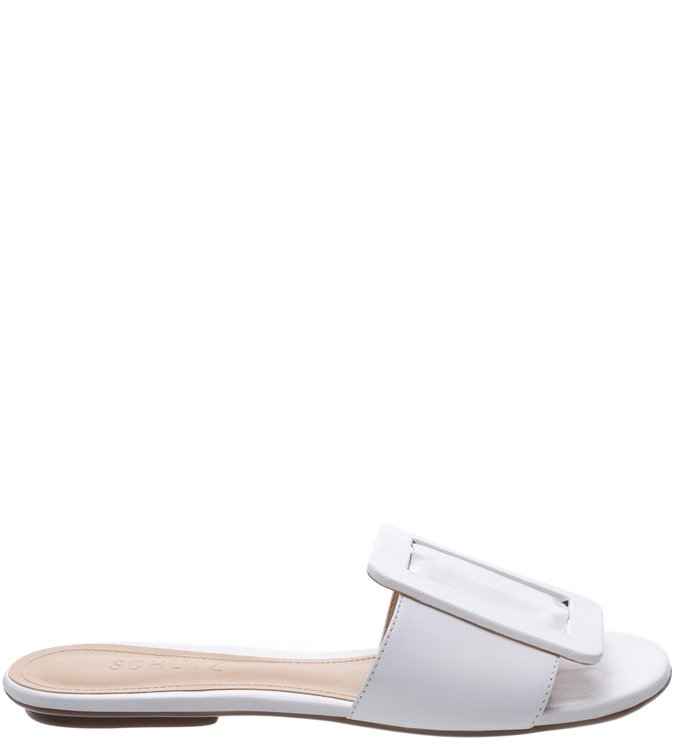 Flat Fivela White