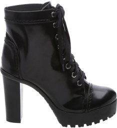 Pré-Venda High Heel Treaded Sole Boots - US Special Collection