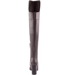 Bota High Over The Knee Brown