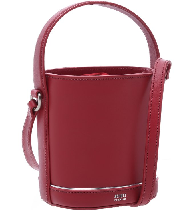 Bucket Bag Cindy Red