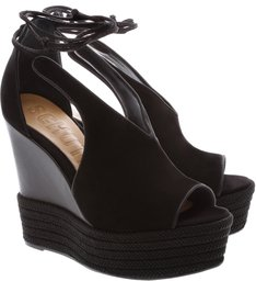 Plataforma High Vamp Black