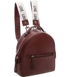 Mochila Trendy Straps Red