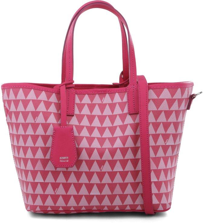 Handbag Schutz Stamp - Mini The Callies Rose Pink