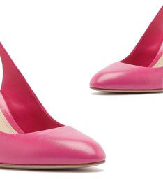 Scarpin Slingback Glow Pink