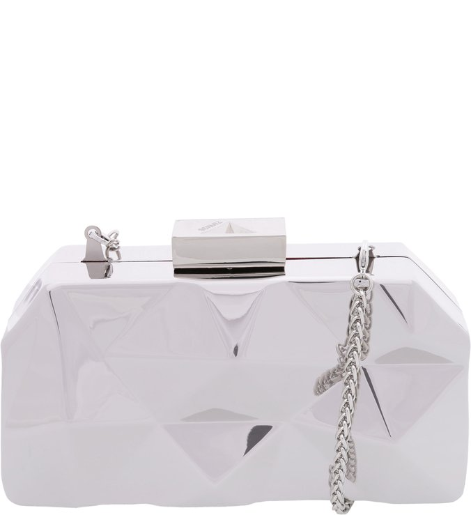 Clutch Mirror Future Prata | Schutz
