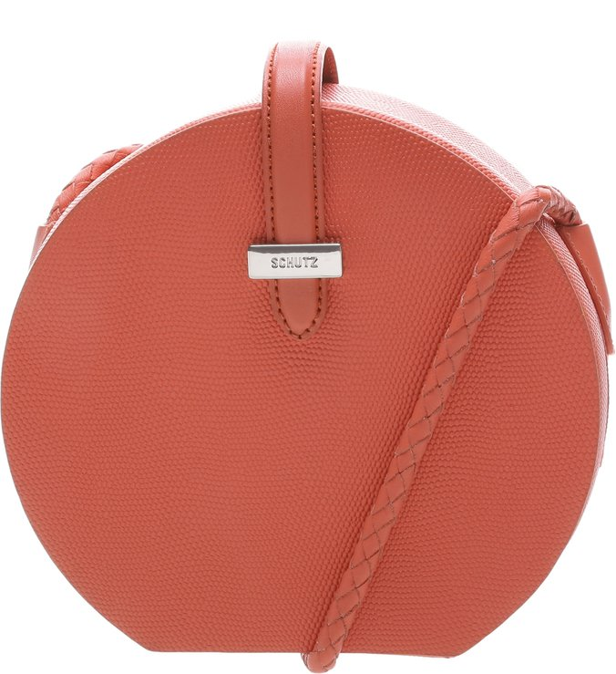 Crossbody Disco Bag Coral