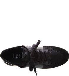 Dad Sneaker Black & Rose