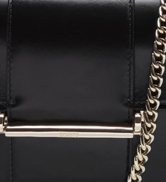 Crossbody Chain Minimal Black