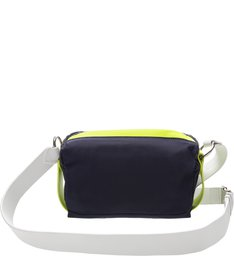 Retro Bag Blue Neon