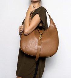 Hobo Bag Berta Neutral