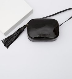 Baby Crossbody Kate Verniz Black