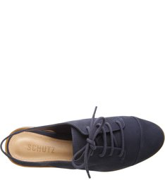 Oxford Flatform Slingback Sailfish