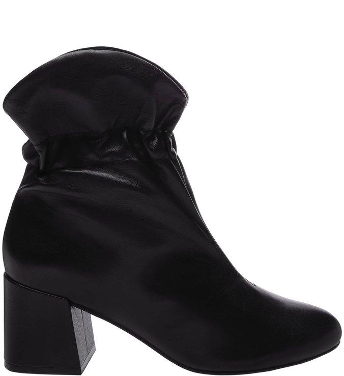 Bota Block Heel Frown Black | Schutz