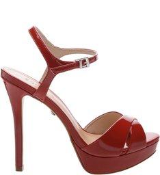 Sandália Verniz Classic Red