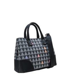 Mini Tina Triangle Black