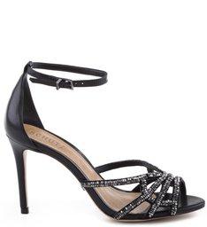 Sandália Shine Glam Black