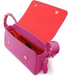 Crossbody Full Color Neon Pink