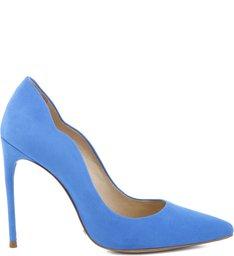 Scarpin Sinuous Surf Blue