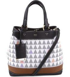 46b5e691c Mini Emma Triangle Pearl - Personalização Bag Charm