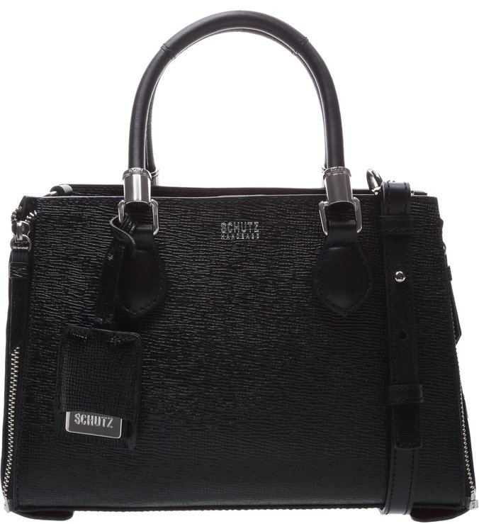Mini Tote Lorena Addiction Black | Schutz