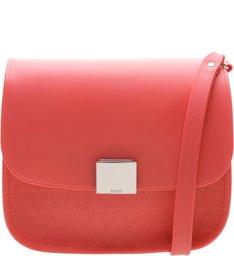 Bolsa Tiracolo Trendy Shell Pink