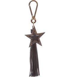 Bag Charm Star Black