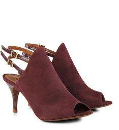 Ankle Boot Tiras Cabernet