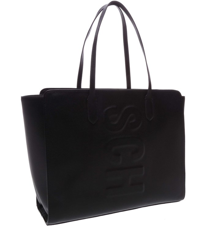Shopping Bag Sch Basics Black
