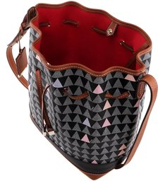 Bucket Emily Triangle Black