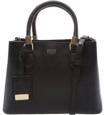 Mini Tote Lorena Soft Black 47b6a4de008